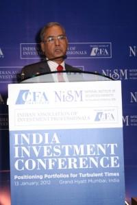Mr. Upendra Kumar Sinha, Chairman, SEBI