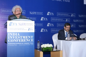 Lord Meghnad Desai, Emeritus Professor of Economics