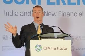 John Roger, CFA, CEO, CFA Institute