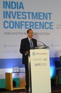 Sunil Singhania, CFA, President IAIP