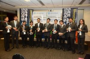 Winning teams IIFT & NMIMS
