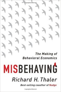 Misbehaving - Richard Thaler