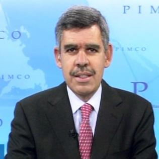 Mohamed A El-Erian Ex Co CIO PIMCO