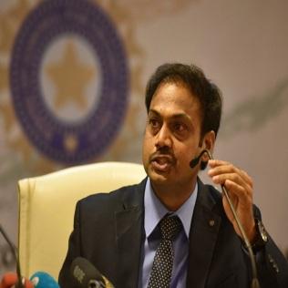 MSK Prasad - Chairman of Selectors BCCI