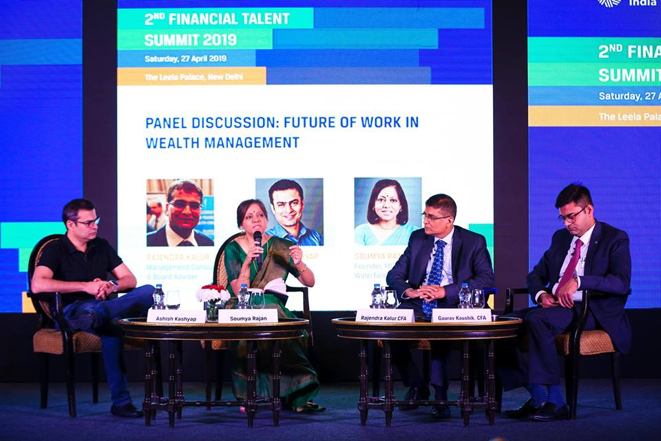 Panel Discussion: Future of Work in Wealth Management at 2nd